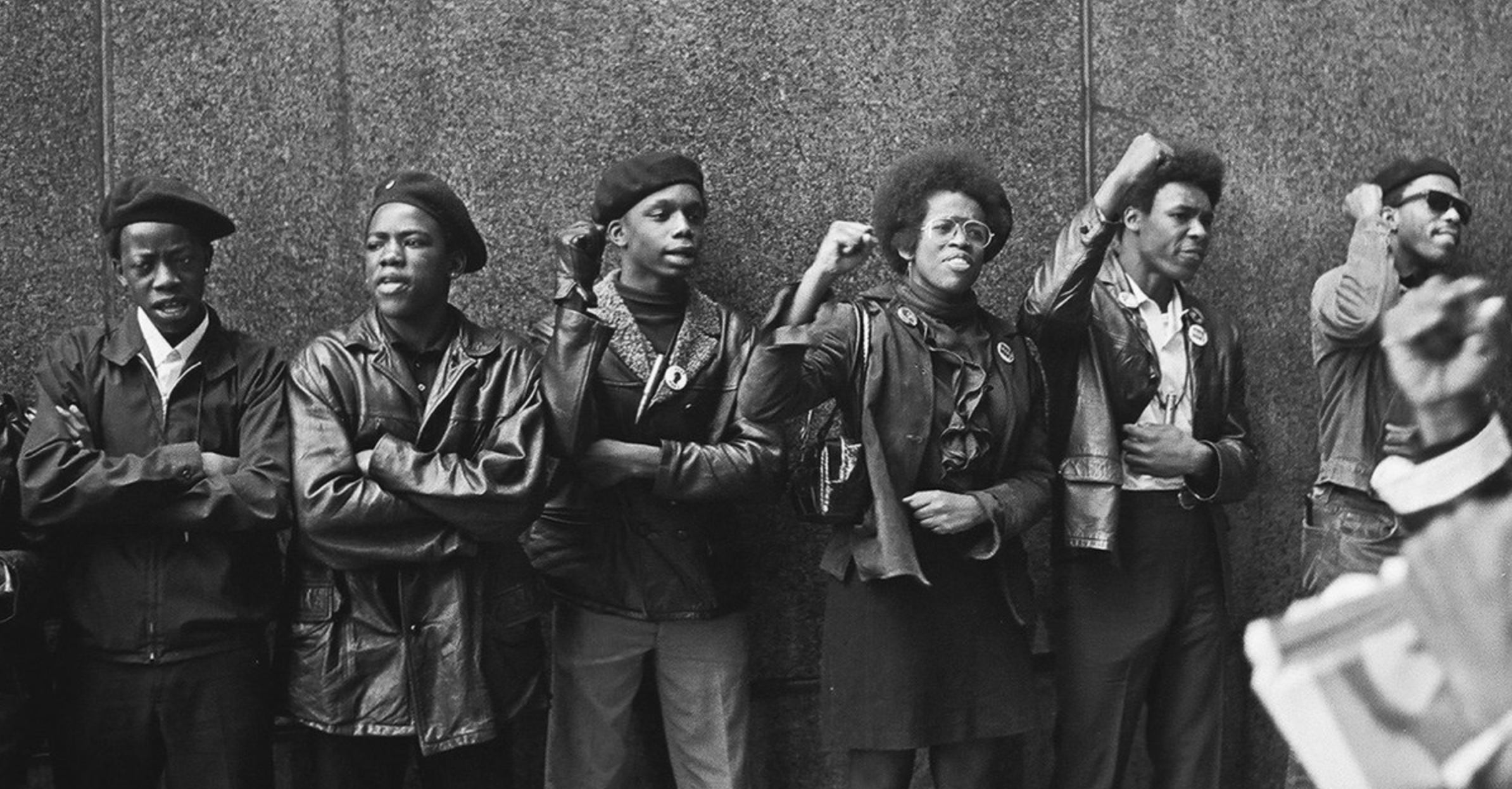 Legacy of Black Panthers Lives on Through New Exhibit at the Oakland Museum  of CA 18607ddda75