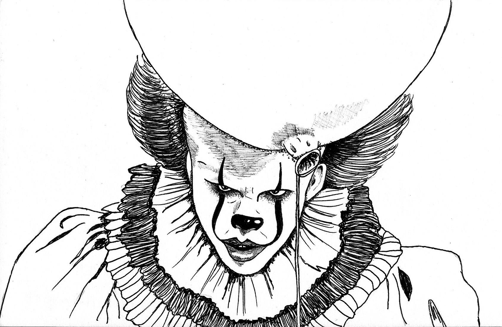"Horror Film ""It"" Isn't Clowning Around | Berkeley High Jacket"
